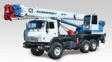 Автокран КС-55713-5К-3 «Клинцы»