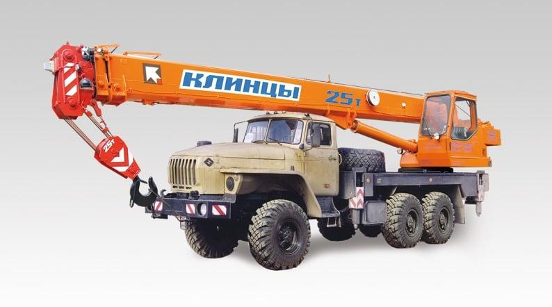 Автокран КС-55713-3К-1 «Клинцы»