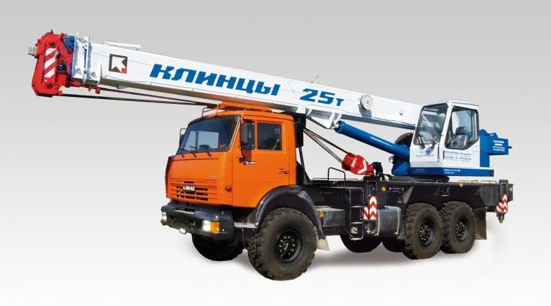 Автокран КС-55713-5К-2 «Клинцы»