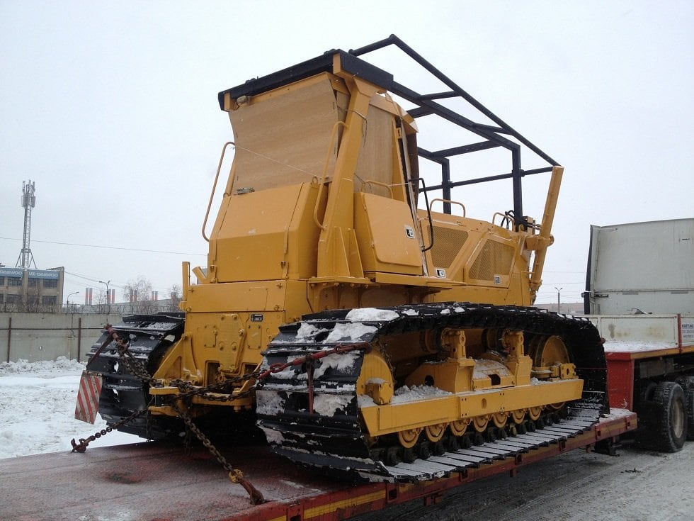 Трактор-болотоход Т10МБ