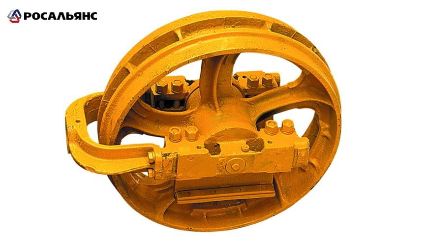 Натяжное колесо
