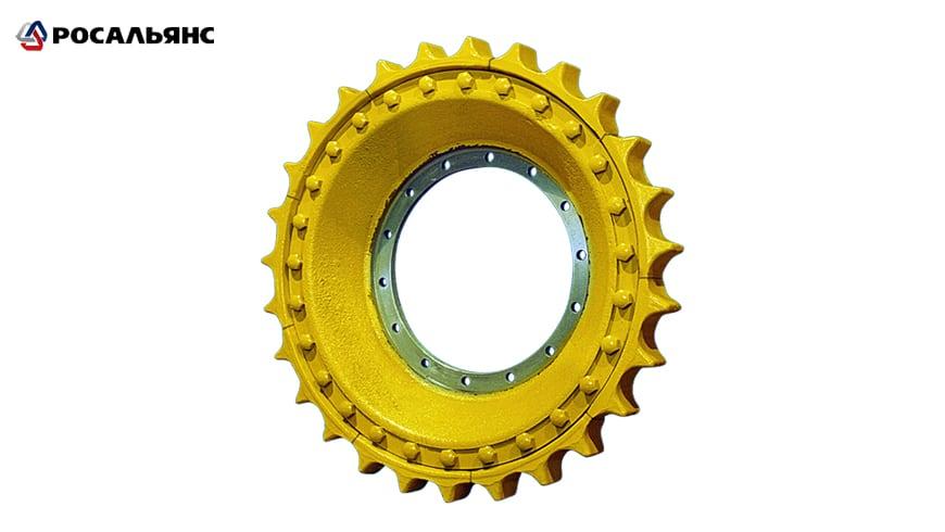 Сегментное колесо