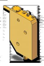 Бак гидросистемы для Т10М