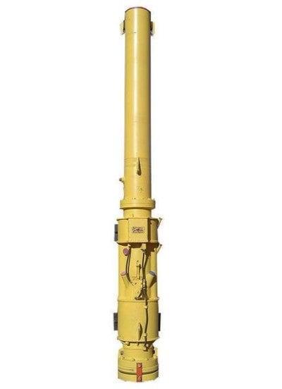 Дизельный трубчатый молот
